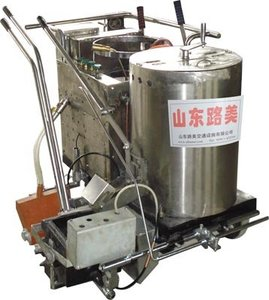LMP-based hot-melt coating line machine,road marking machine