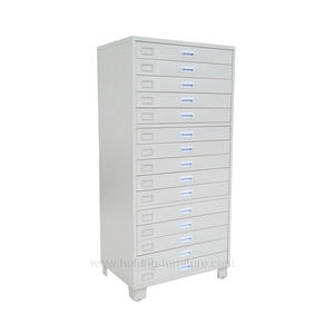 JF-PL001 A1 Sizes Drawing Drawer Cabinet for Art Paper Storage