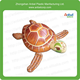 ANBEL INFLATABLE SEA TURTLE BLOW UP POOL BEACH PARTY CHILDREN KIDS TOY
