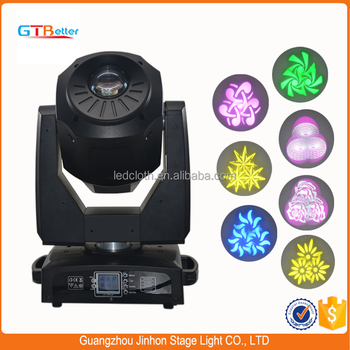 China Spot moving head 150w stage light