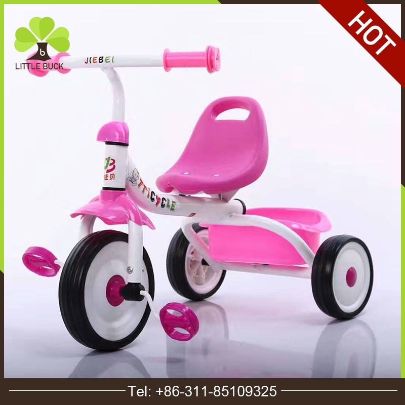 Kids Tricycle Parts Pedal With 3 Wheel Trike Car For Sale
