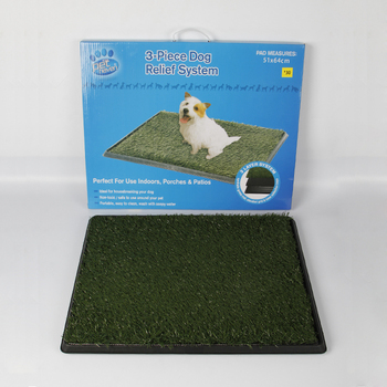 Hond Kat Huisdier Potje Patch Huisdier Indoor Training Potty Patch Pads Wc Mat