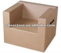 Eco cardboard furniture