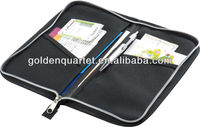 travel Passport and ticket wallet (SA8000, BSCI, ICTI Certified factory)
