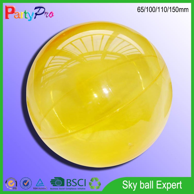 best web to buy China BSCI and Disney Social Audit Factory hot new products 2015 bulk wholesale big air bouncing plastic ball