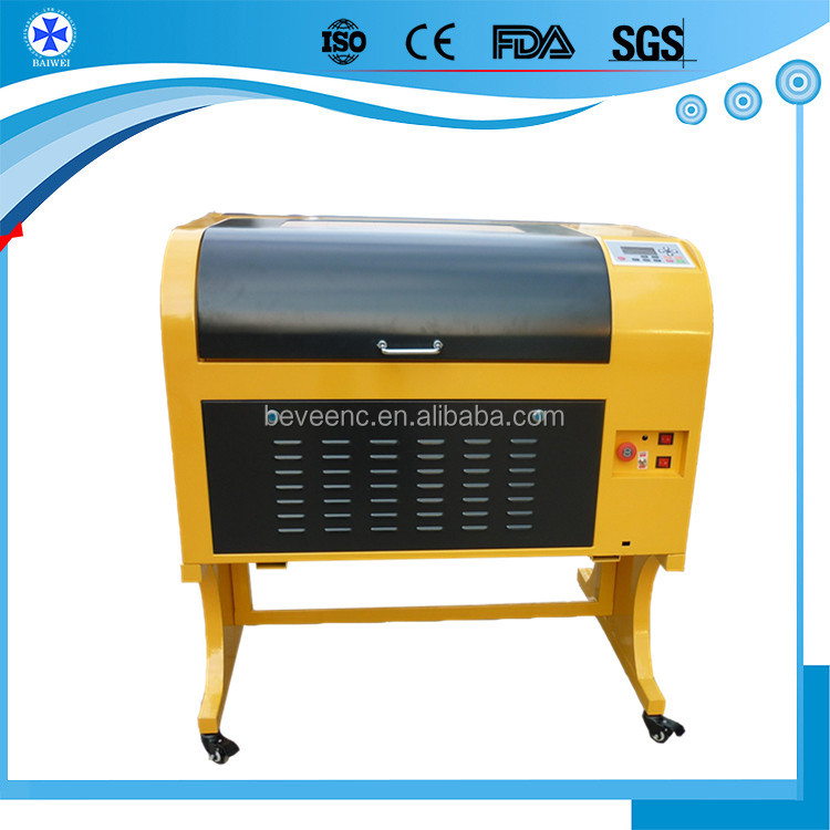 2015 new hot sale small mdf 2mm stainless steel co2 laser cutting machine