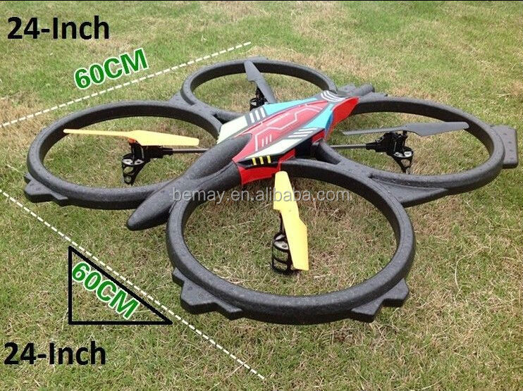 Unlimited Eversion Large Size Drone With Camera Rc Drones 58cm Big Quadcopter Toy