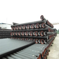 mould ductile iron manufacturer mortar cement lining di pipes k7 100mm