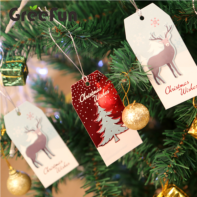 Christmas Ornament for Christmas Tree, Custom Hang Tags Design, China Hang Tag