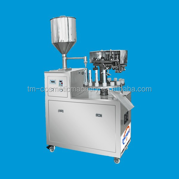 Automatic Tube Filling Sealing Equipment for Ointment Creams and paste