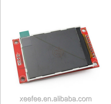 LCD tv display TFT color screen SPI serial port Just 4 IO support uno development board 2 inch