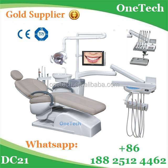 Portable dental unit hot sale DC21 dental cad cam milling machine for lab with CE certificate chair price