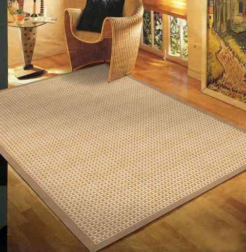 Hilo sisal alfombra de pared a pared a prueba de agua - Alfombra sisal ...