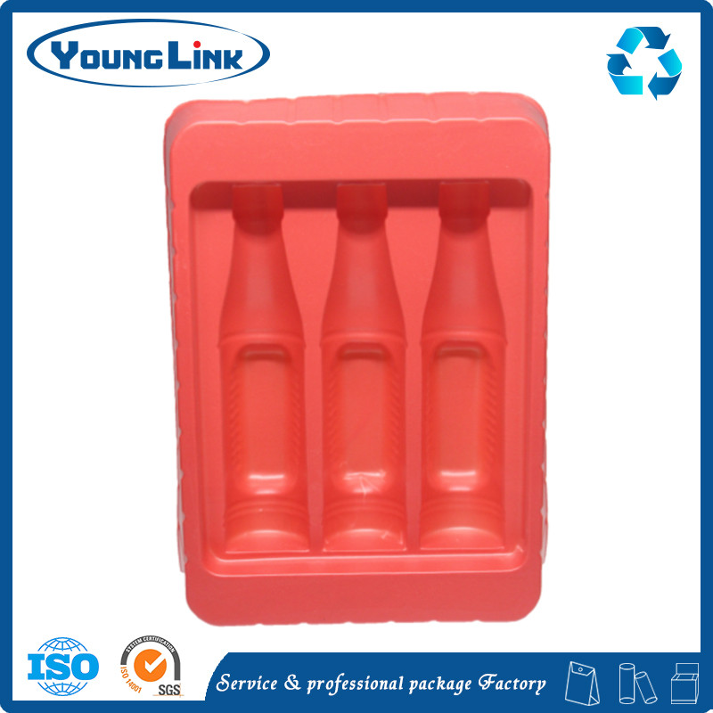 China products Custom Printing fuho plastic rectangular tray (philippines)