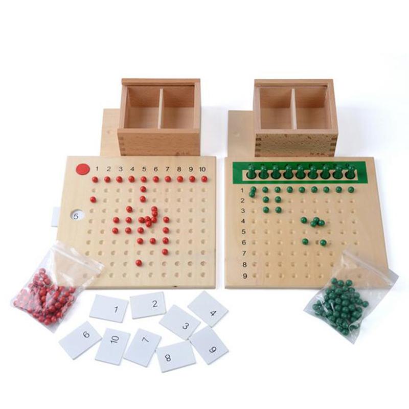 Online kopen Wholesale montessori materiaal speelgoed uit