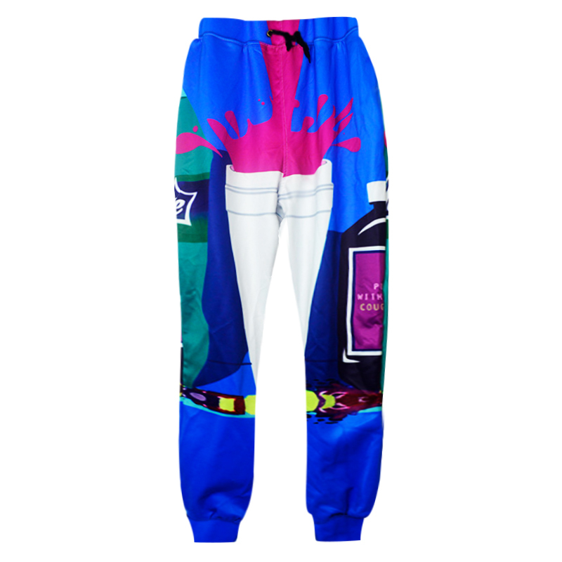 f3c43bcae72174 Excellent 2015 Girlwomen Sweat Suits Cartoon Print Sweatshirt Jogger Pants
