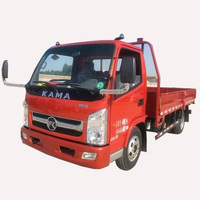 Chinese manufacturers hot sale 2 ton mini box van truck