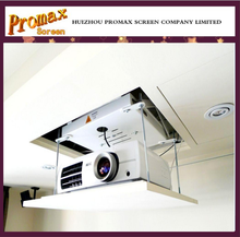 Ceiling Hidden Mount Motorized Projector Lift/Electric Projector Down System for Office Presentation Equipment