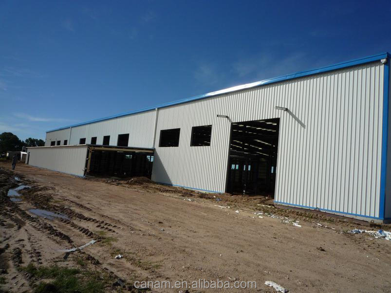 warehouse, steel storage