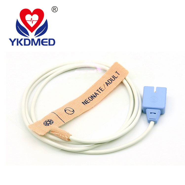 Best price Neonatal Nellcor ds-100a disposable spo2 sensor, Manufacturer from China