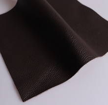 Corrected full grain with emboss leather for sofa furniture upholstery leather genuine pigmented leather