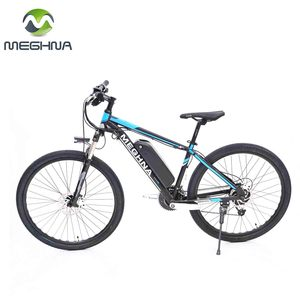 Factory Wholesale 27 5 inch Mtb Lithium Battery Electric Mountain Bike E  Bicycle Mountain Bike With The Display
