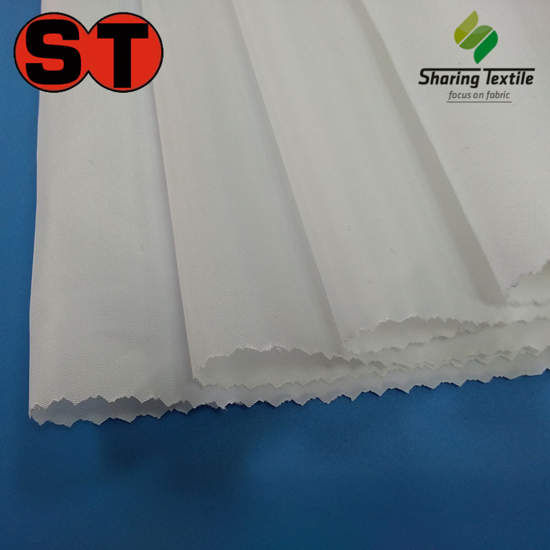 Wholesale Hometextile Microfiber Pongee Mattress Fabric For Bedding/Micro Pongee Bedsheet Mattress Cover Fabric