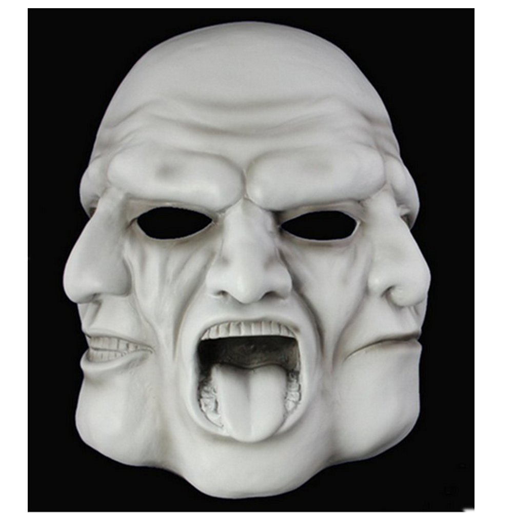 buy dlll white halloween cosplay mask resin payday 2 greek tragedy