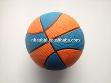 Hot selling EN71 Pu foam children basketball China Factory baby basketball set
