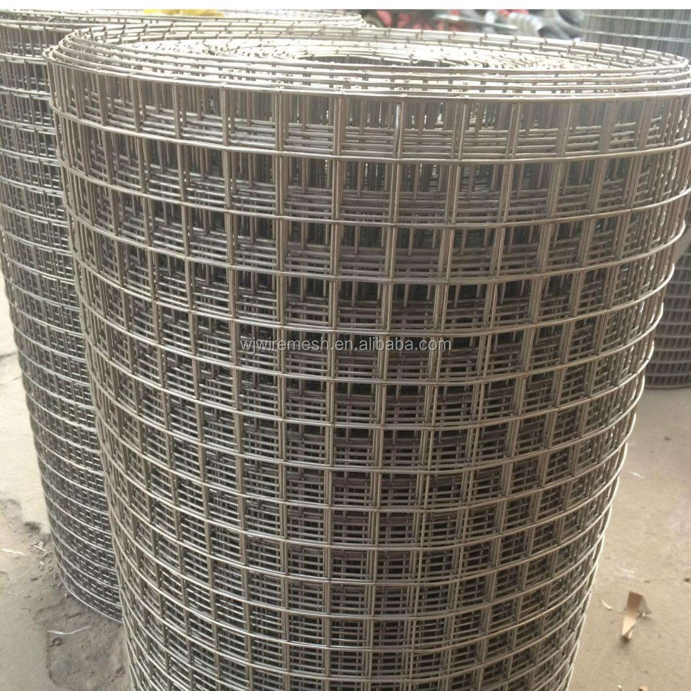 2x2 galvanized welded wire mesh for fence panel roll fence factory