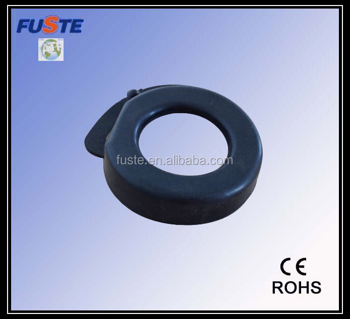 Custom electrical rubber grommet