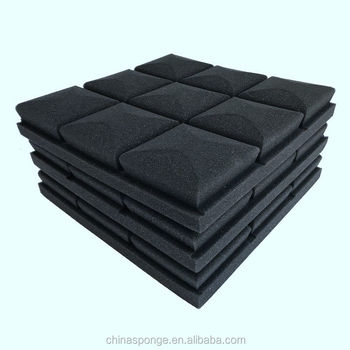 China Factory Sound Proofing Deadening Insulation For Drum Room Acoustic Panel
