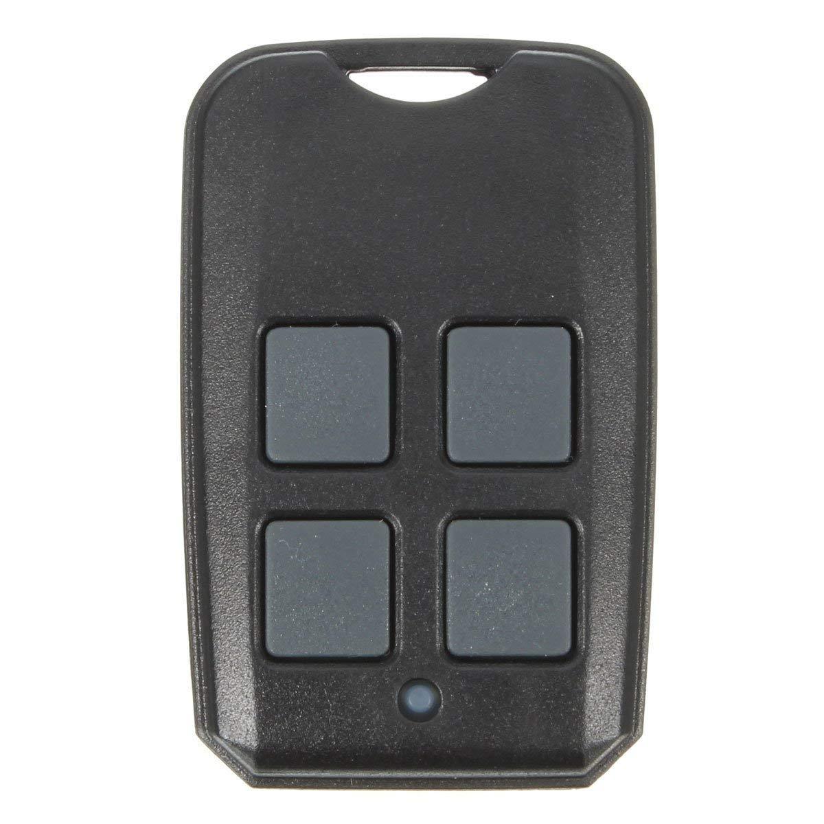 Gate Remote Control - Garage Gate Remote Control - 4 Button 315/390MHz Garage Gate Remote Control For G3T-BX GIC GIT OCDT 37218R (Remote Control For Gate)