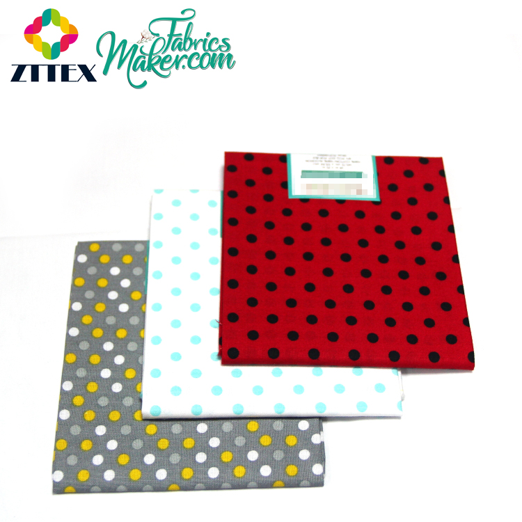 Top ZTTEX cotton on calico quilt fabric