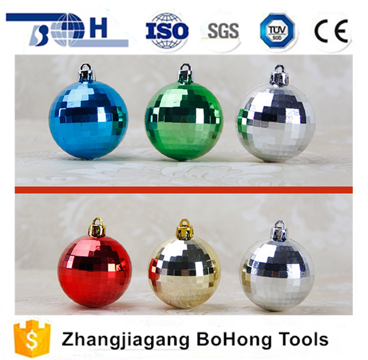 Factory supplier OEM spot professional colorful christmas balls