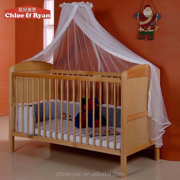 Nuevo dise o mulitfuntional cuna de madera baby cribs con - Cuna de diseno ...