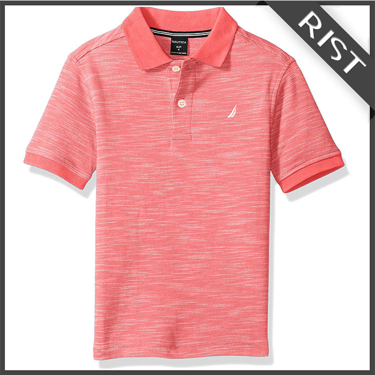 cheap price polo mallet stripe polo t shirt collared shirts short clothing