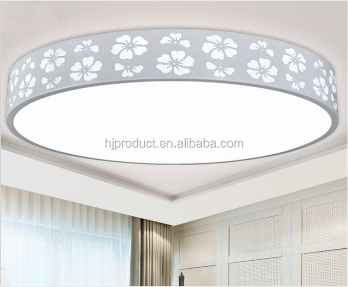 moderne ronde plafond verlichting kroonluchter lamp arcylic geleid