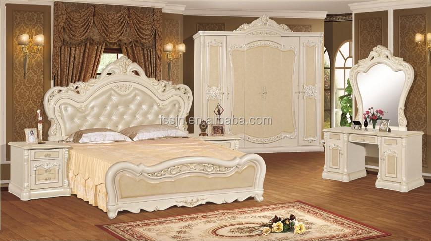 Elegant Turkish Bedroom Furniture SD6935
