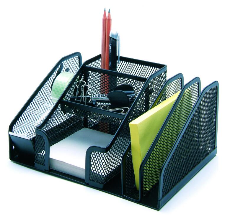 Alta calidad de malla organizador de escritorio - Organizador cajon oficina ...