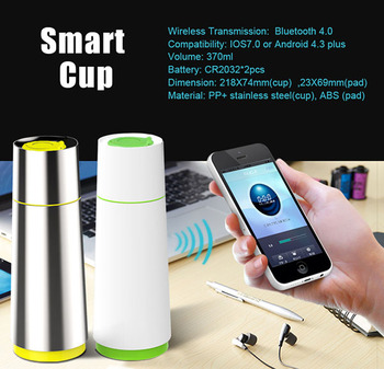 Color Changing Travel Mug Cool Looking Water Bottles With App For Drinking  - Buy Color Changing Travel Mug,Cool Looking Water Bottles,Stainless Mug