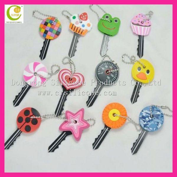 c1798e0f86d342 Beautiful fashion silicone key cap,high quality silicone key cap,silicone  cool key cover