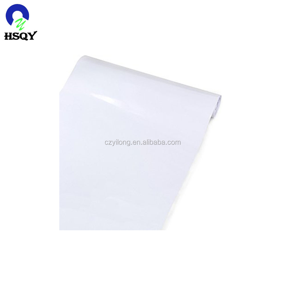Printable PVC Self Adhesive Vinyl for Printing 100 mic PVC Film/140g Rlease Paper