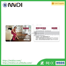 RAM 2GB Fast Delivery Business Card USB 2.0 flash stick