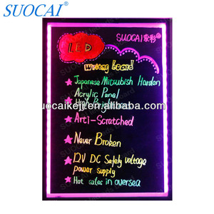Magic Glow Sign Pad