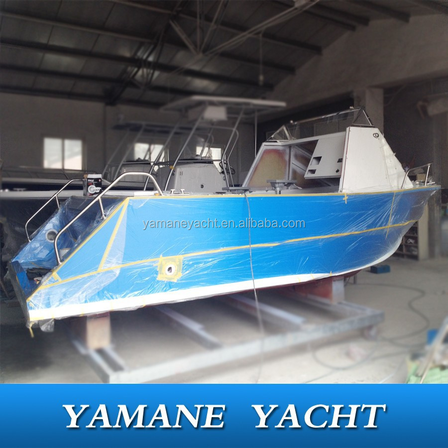 aluminum fishing boats manufacturer