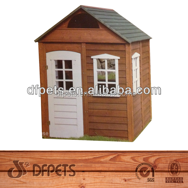 DFPets DFP023 Made In China kids cardboard houses for sale