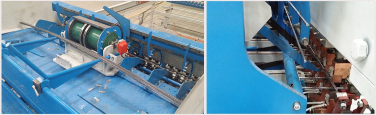 Hot Selling 358 Clear VU Making Fencing Machinery