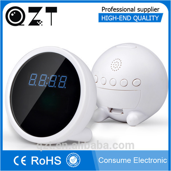 Factory wholesale 1080P <strong>Wifi</strong> 1080P Hidden Spy Cam Digital spy camera clock