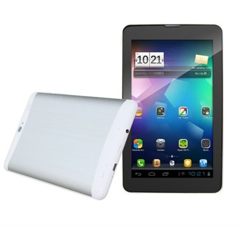 cheapest 7inch tablet pc 3g sim card slot phone calling mtk6572 dual core bluetooth gps android4.2
